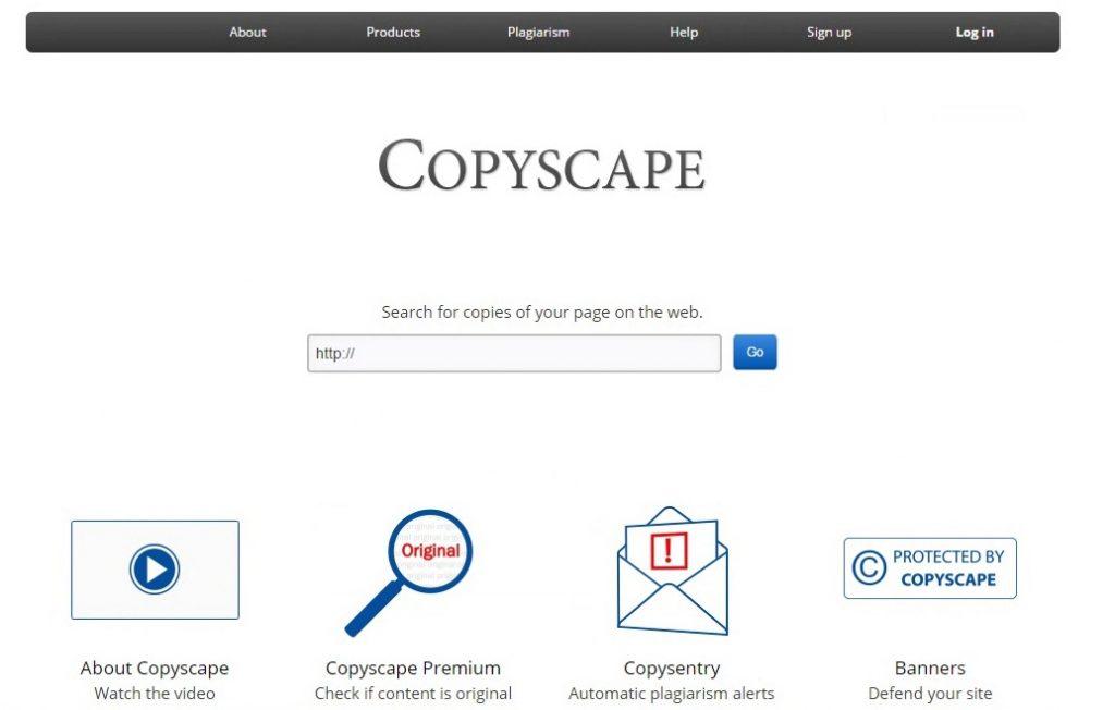 copyscape seo